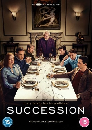 Succession: The Complete Second Season