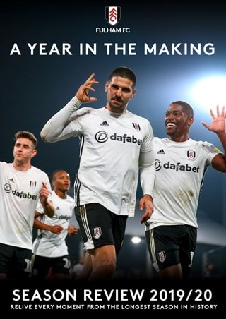 Fulham FC: A Year in the Making - Season Review 2019/2020