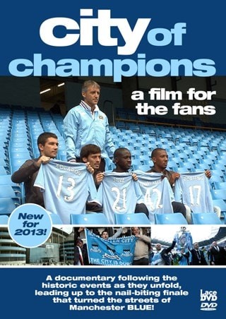 Manchester City: City of Champions