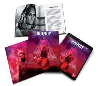 Mandy Limited Collector's Edition