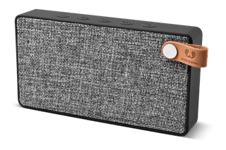 Fresh N Rebel Rockbox Slice Concrete Bluetooth Speaker