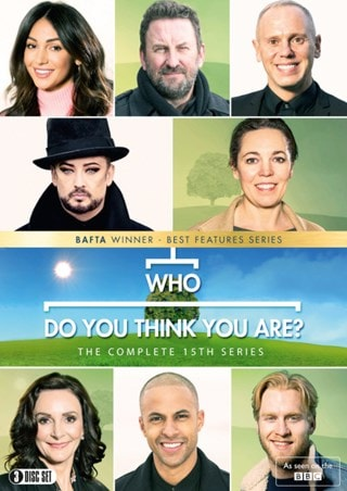 Who Do You Think You Are?: Series 15
