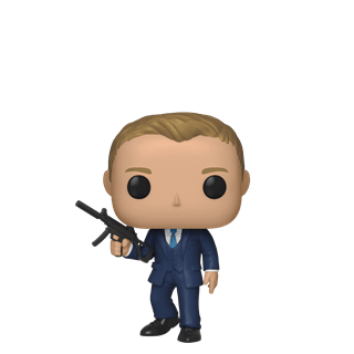 James Bond: Quantum of Solace (688) Daniel Craig Pop Vinyl