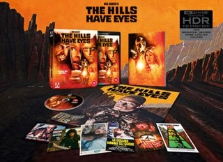 The Hills Have Eyes Limited Collector's Edition