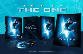 The One Limited Edition Steelbook
