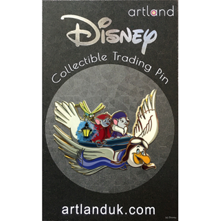 Rescuers: Rescuers In Flight Limited Edition Artland Pin
