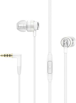 Sennheiser CX 300S White Earphones