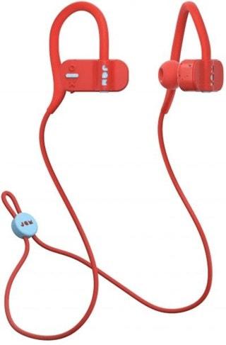Jam Live Fast Red Bluetooth Earphones
