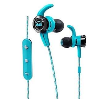 Monster iSport Victory Blue Bluetooth Sports Earphones