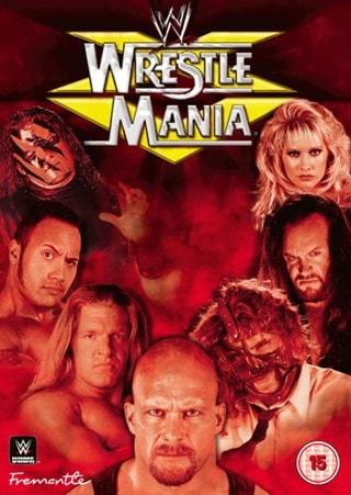 WWE: WrestleMania 15