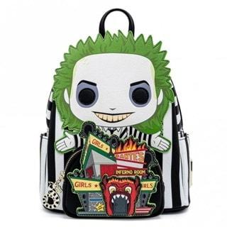 Beetlejuice: Dante's Inferno Mini Loungefly Backpack