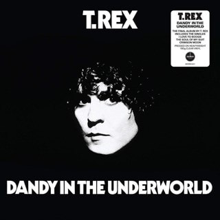 Dandy in the Underworld - Limited Edition Clear Vinyl
