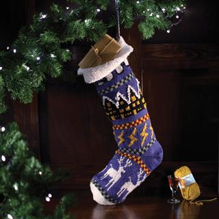 Harry Potter: Christmas Stocking Kit: Knit Kit: Hero Collector