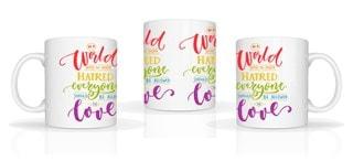 LGBT Pride: World Love Mug