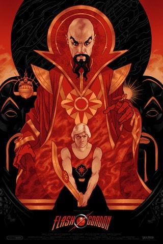 Flash Gordon: Peter Diamond Movie Poster