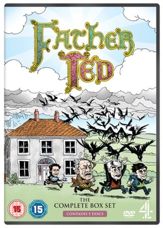 Father Ted: The Complete Collection