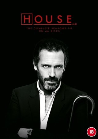 House: The Complete Seasons 1-8