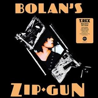 Bolan's Zip Gun - Limited Edition Clear Vinyl