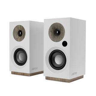 Jamo S-801 PM White Bookshelf Speakers
