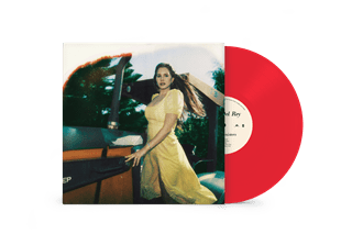 Blue Banisters - Limited Edition Transparent Red Vinyl
