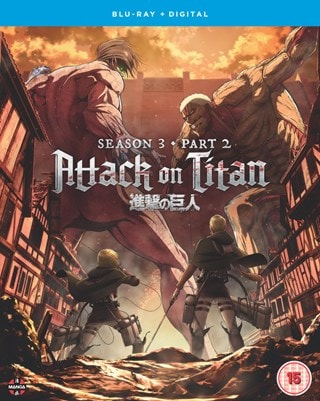 Attack On Titan: Season 3 - Part 2