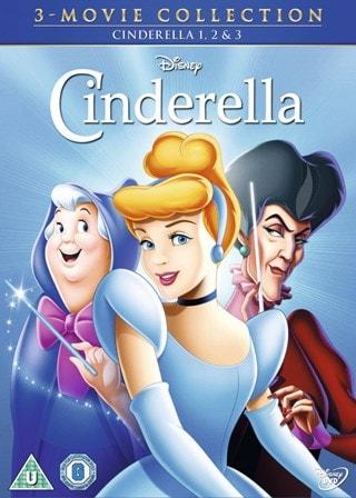 Cinderella (Disney)/Cinderella 2 - Dreams Come True/Cinderella...