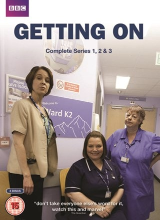 Getting On: Series 1-3