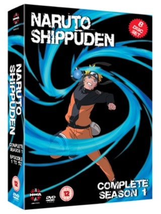 Naruto - Shippuden: Complete Series 1