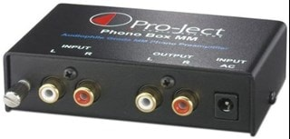 Pro-Ject Phono Box MM Pre-Amplifier