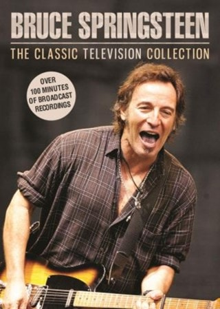 Bruce Springsteen: The Classic Television Collection