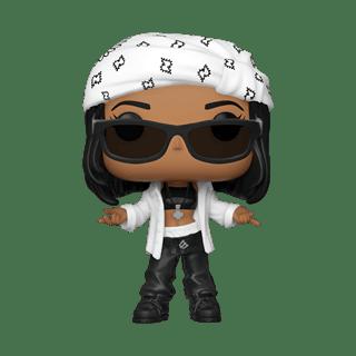 Aaliyah (209) Pop Vinyl