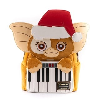 Gremlins Gizmo Holiday Cosplay With Removable Hat Mini Loungefly Backpack