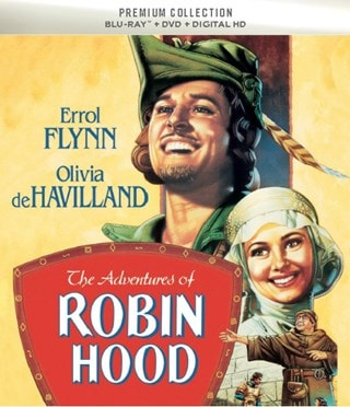 The Adventures of Robin Hood (hmv Exclusive) - The Premium...