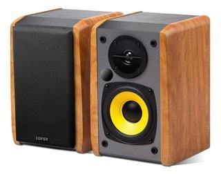 Edifier R1010BT Wood Active Bluetooth Bookshelf Speakers