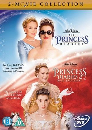 The Princess Diaries/Princess Diaries 2 - Royal Engagement