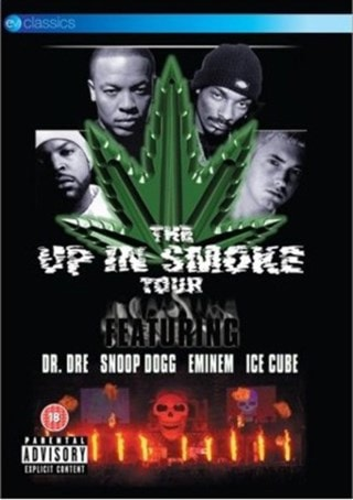Dr Dre/Snoop Dogg/Eminem/Ice Cube: The Up in Smoke Tour
