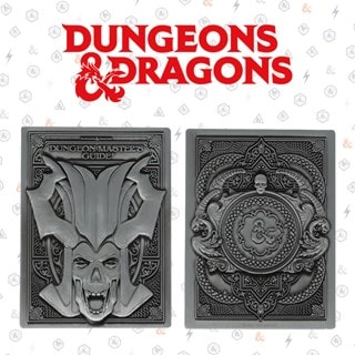 Dungeon Masters Guide Ingot: Dungeons & Dragons Collectible