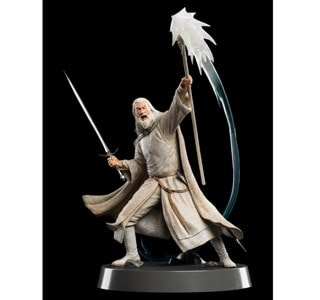Gandalf The White: Lord Of The Rings: Weta Workshop Figurine