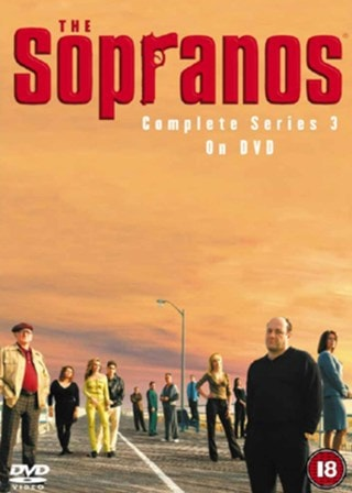 The Sopranos: Complete Series 3