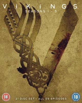 Vikings: The Complete Seasons 1-5