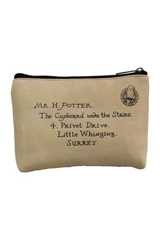 Harry Potter: Letter Of Acceptance Cosmetic Bag