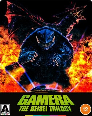 Gamera: The Heisei Trilogy