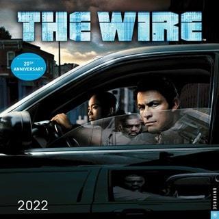 The Wire Square 2022 Calendar
