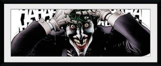 DC Comics Killing Joke Framed Wall Art