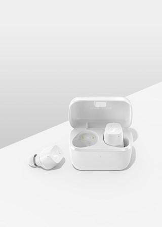 Sennheiser CX White True Wireless Earphones
