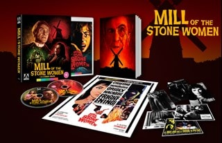 Mill of the Stone Women Limited Collector's Edition