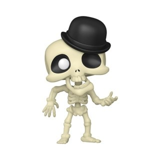 Bonejangles Skeleton (988) The Corpse Bride (hmv Exclusive) Pop Vinyl (with Glow in the Dark Chase)