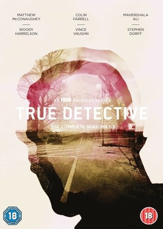 True Detective: The Complete Seasons 1-3
