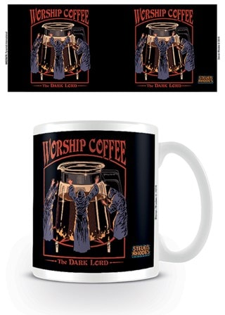 Steven Rhodes: Worship Coffee Mug