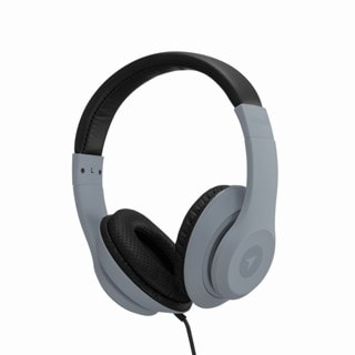 Roam Colours Slate Grey Headphones w/Mic (hmv Exclusive)